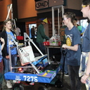 Robotics Team FRC Bayou Regional 2018 photo album thumbnail 21